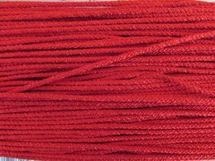 3mm Lacing cord - Red