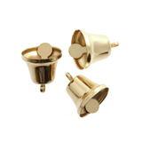 Bells: Liberty: 14mm: Gold: 5 Pack
