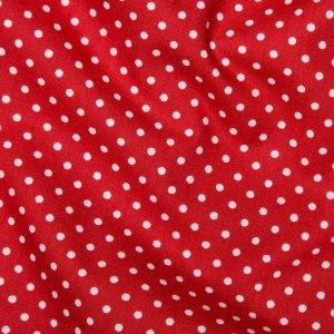 Mini Dots - Red