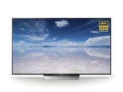 Sony XBR75X850D 4K HDR Ultra HD Smart TV Black, 75-Inch (2016 Model)