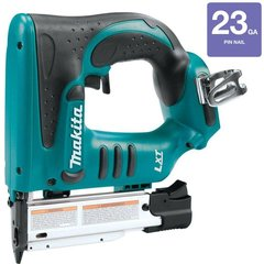 Makita XTP01Z 18-Volt LXT Lithium-Ion 23-Gauge Cordless Pin Nailer (Tool-Only)