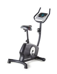 Pro-Form PFEX51912 2.0 ES Upright Bike with 12 Workout Apps 14 Digital Resistance Levels iPod Music Port Water