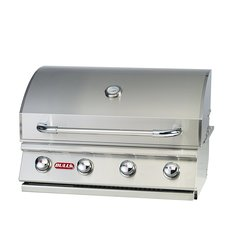 Bull Outdoor Products 26038 Liquid Propane Outlaw Drop-In Grill Head
