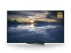 Sony XBR55X930D 55-Inch 4K Ultra HD 3D Smart TV (2016 Model)