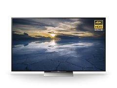 """Sony XBR65X930D 65"""" Smart LED 4K Ultra HD TV (Model 2016)"""