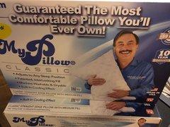 My Pillow Pillow Classic, Firm Fill, Standard/Queen