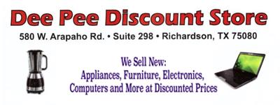 Dee Pee Discount Store