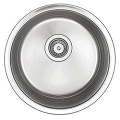"""Empire Industries BR18 Universal 18 Gauge 18"""" Round Bar Sink"""