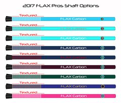 Flax Pros Full Carbon Shaft Attack/Midfield (LE colored)