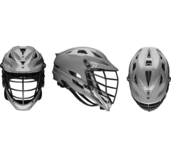 Brand new (demo) silver Cascade R Helmet