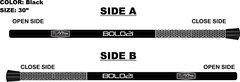 Flax Pros BOLO21 Scandium Shaft Attack/Midfield & Defense