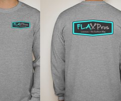 FLAX Pros Long Sleeve Shirt