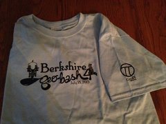 Berkshire Geobash #4 T-shirt (youth size) - (2015)