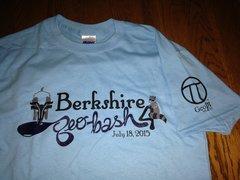 """Berkshire Geobash #4 """"T-Shirt (S-M-L-XL-2XL-3XL) - (2015)"""