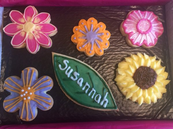 Box of sunshine especially for you. Even if your name isn't Susannah.
