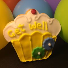 Yellow Cupcake!