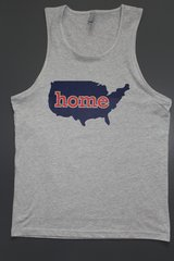"""Fitness """"Home"""" cotton tank"""