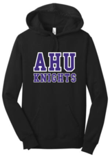 AHU Ladies Pullover Hoodie with Midgets Logo