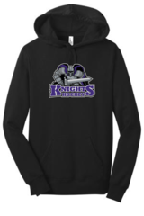 AHU Ladies Pullover Hoodie with Knights Logo