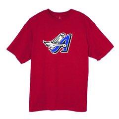 Angels Softball Unisex tee with full Logo