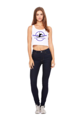 Gravity & Grace Company Crop Top