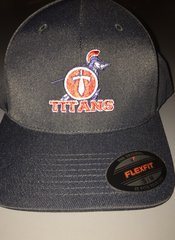 Titans Embroidered FlexFit Hat