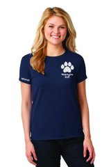 Wildcats Short Sleeve Ladies Tee