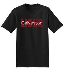 Galveston Unisex tee Galveston Bling Tee