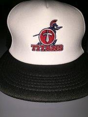 Titans Embroidered Trucker Hat