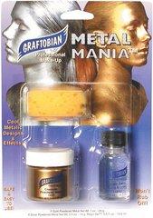 Metal Mania™ - Cosmetic Powdered Metals Set