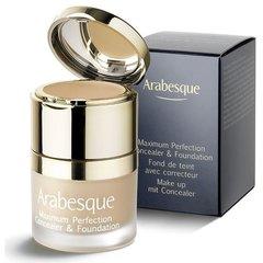 Arabesque Maximum Perfection Concealer & Foundation