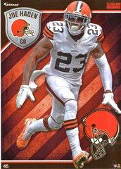 2015 NFL JOE HADEN CLEVELAND BROWNS Fathead Tradeable