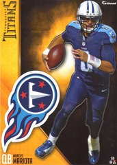 2016 MARCUS MARIOTA TENNESSEE TITANS NFL Fathead Tradeable