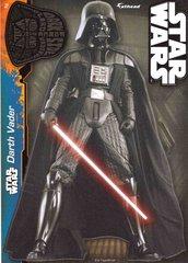 "STAR WARS Darth Vader 3 Decals Fathead Tradeable 5"" x 7"""