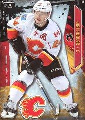 "2016 NHL JIRI HUDLER CALGARY FLAMES Fathead Tradeable 5"" X 7"""