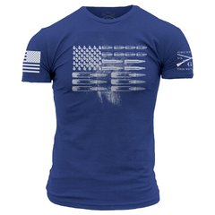 AMMO FLAG Grunt Style T-Shirt Military America
