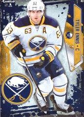 "2016 NHL TYLER ENNIS BUFFALO SABRES Fathead Tradeable 5"" X 7"""