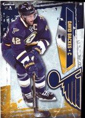 "2016 NHL DAVID BACKES ST. LOUIS BLUES Fathead Tradeable 5"" X 7"""