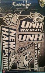 NCAA UNIVERSITY OF NEW HAMPSHIRE WILDCATS FATHEAD TEAMMATE 7 DECALS!