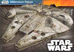 "STAR WARS Millennium Falcon 2 Decals Fathead Tradeable 5"" x 7"""