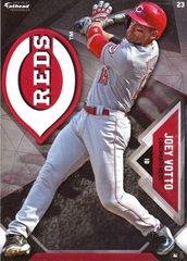 "2016 MLB JOEY VOTTO Cincinnati Reds Fathead Tradeable 5"" X 7"""