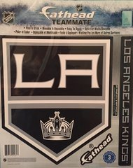 "NHL Los Angeles Kings Fathead Teammate 10"" x 11.5"" 3 DECALS!"