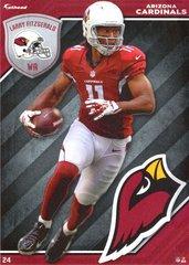 2015 NFL LARRY FITZGERALD Arizona Cardinals Fathead Tradeable