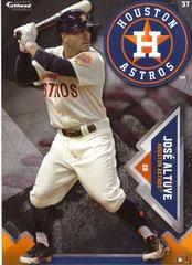 "2016 MLB JOSE ALTUVE Houston Astros Fathead Tradeable 5"" X 7"""