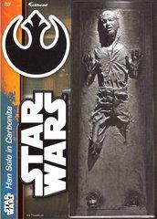 "STAR WARS Han Solo in Carbonite Fathead Tradeable 5"" x 7"""