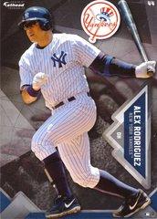 "2016 MLB ALEX RODRIGUEZ New York Yankees Fathead Tradeable 5"" X 7"""