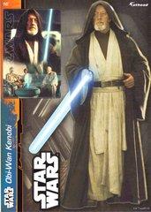 "STAR WARS Obi-Wan Kenobi Fathead Tradeable 5"" x 7"""