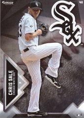 "2016 MLB CHRIS SALE Chicago White Sox Fathead Tradeable 5"" X 7"""