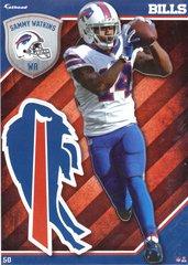 2015 SAMMY WATKINS NFL Buffalo Bills Fathead Tradeable