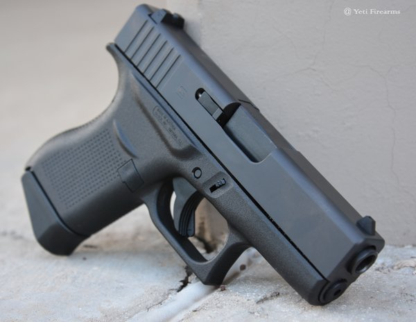 Glock 43 9mm | Yeti Firearms